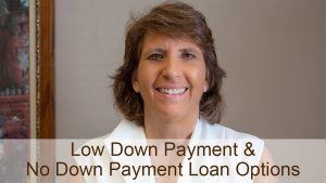 Low Down Payment and No Down Payment Mortgages