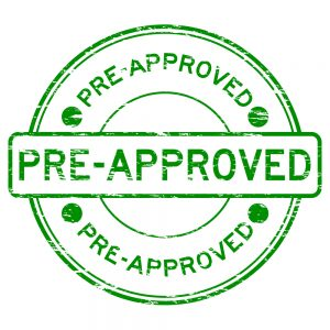 get a mortgage pre-approval