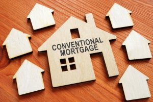 buying a home with a conventional mortgage