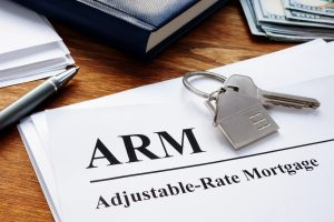 ARM Adjustable-Rate Mortgage